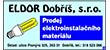 Logo Eldor Dobříš