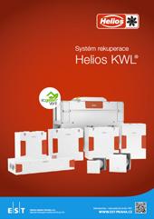katalog Helios rekuperace KWL