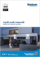 Katalog Theben světlo 2020