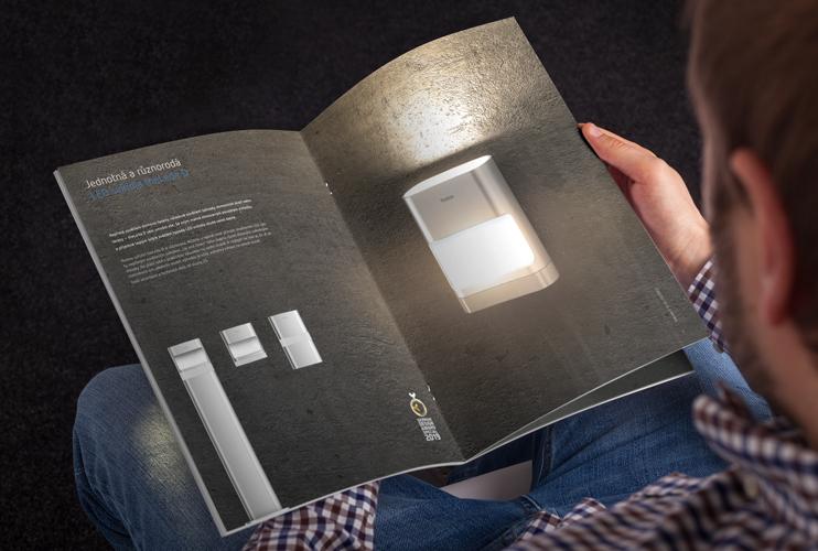 Katalog theben světlo