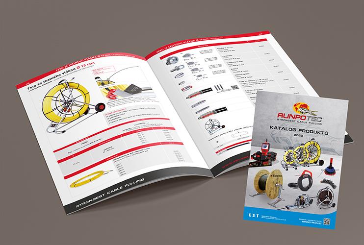 Nový katalog Runpotec